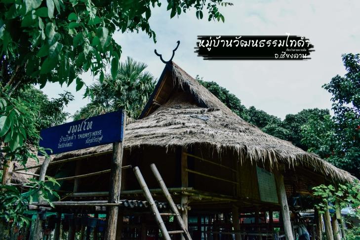 หมู่บ้านวัฒนธรรมไทดำ