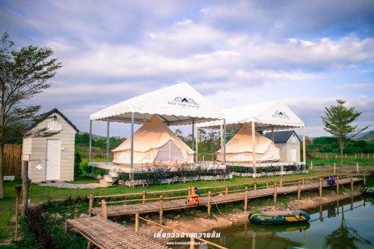 White Bridge Camping